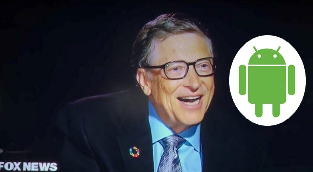 Bill Gates laisse tomber Windows Phone pour Android