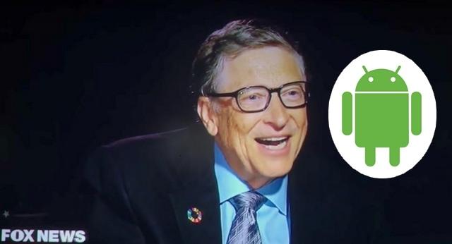 Bill Gates Fox News Android