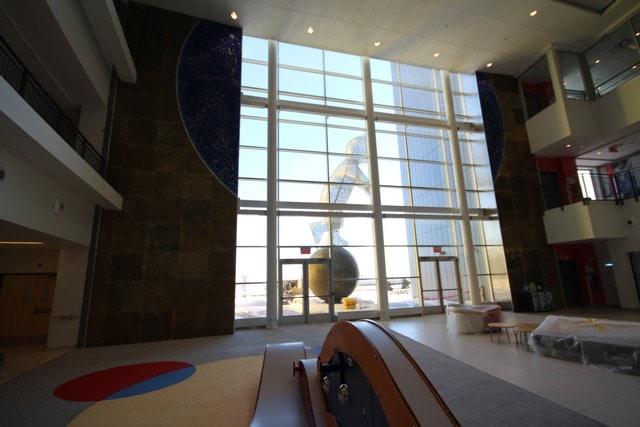 Visite Du Site Glen Du Centre Universitaire De Sant