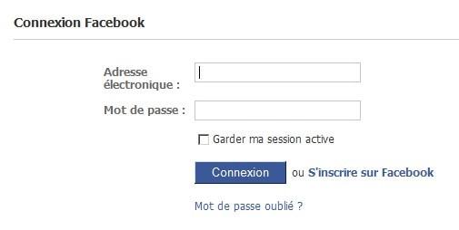 Connection facebook en francais. Rencontres pour une nuit.