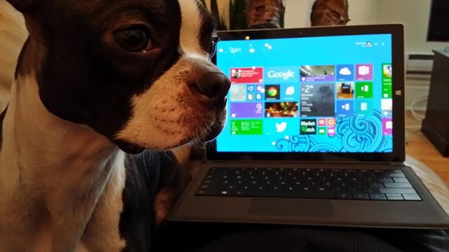 L'outil de travail idéal du blogueur : la Microsoft Surface Pro 3