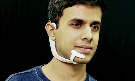 Le MIT crée un apppareil qui «entend» les mots qu'on prononce dans notre tête