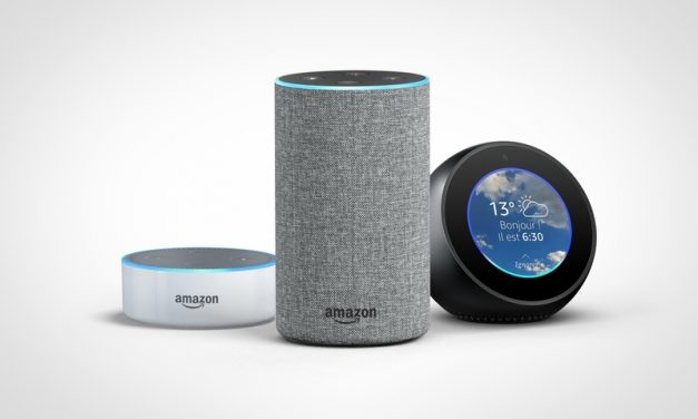 Amazon Alexa écoute les conversations