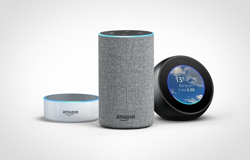 Alexa assistant personnel d'Amazon